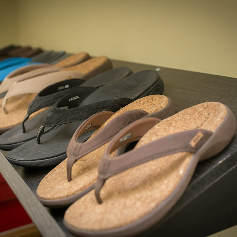 shantz orthotic solutions footwear